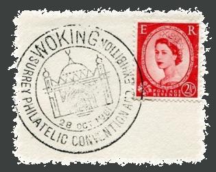 Woking Philatelic Society - Founded 1949
